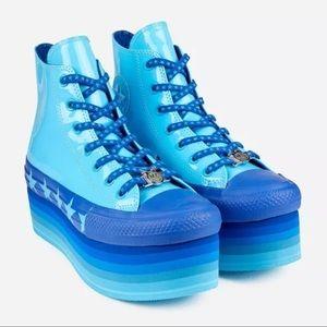 Converse X Miley Chuck Taylor Platform Sneaker